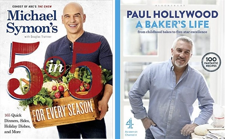 Michael Symon & Paul Hollywood