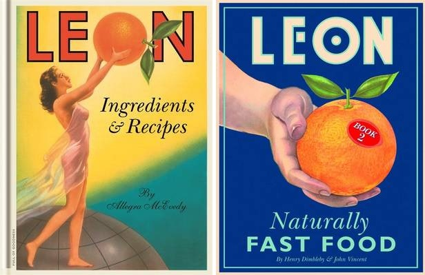 Leon Cookbooks
