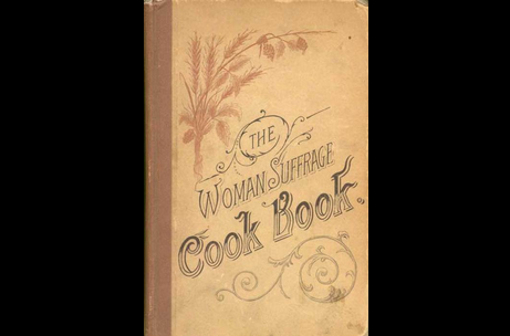 Women suffrage cookbook
