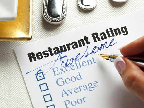 Restaurant review