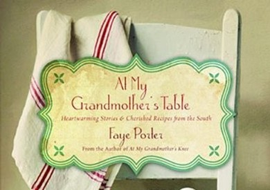 Table cookbook cover