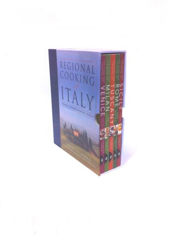 Regional Cooking of Italy