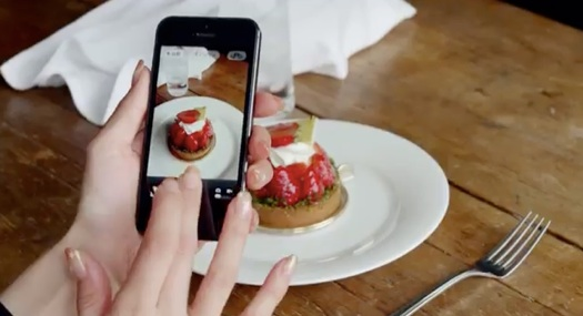 Taking food instagrams may make the food less satisfying eat your books - Cuisine comera ...