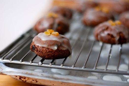 Ottolenghi Spice Cookies