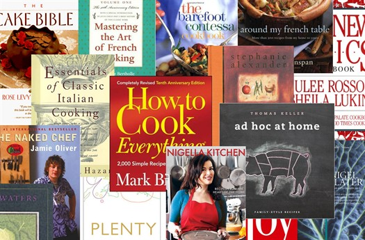 5000 cookbooks