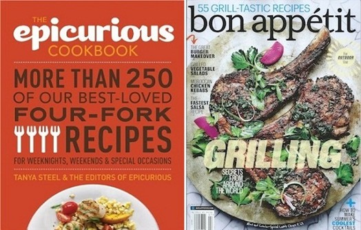 Epicurious & Bon Appetit