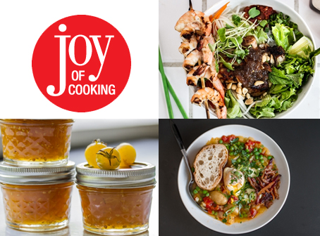 Recipes from the Joy of Cooking
