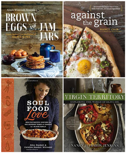 Cookbook collage