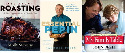 IACP Nominees for the Eat Your Books General Cookbook Award