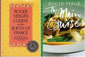 cookbooks of Roger Verge