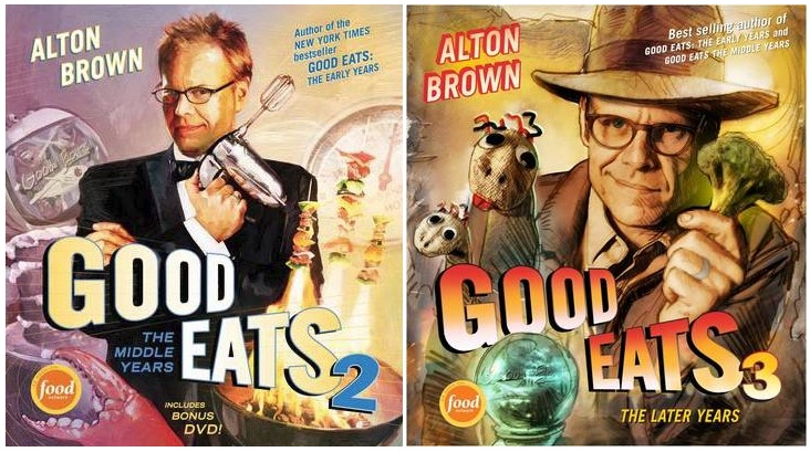 Alton Brown Good Eats