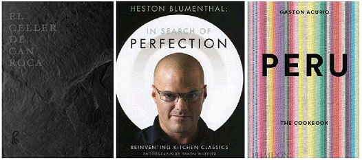 books by chefs