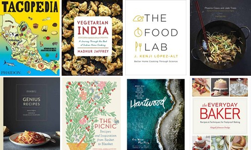 IACP cookbook award winners
