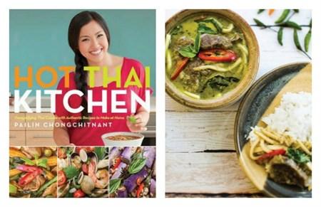 recipes from hot thai kitchen demystifying thai cuisine