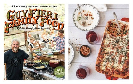 Guy Fieri Family Food  Real Deal Recipes Kitchen Tested Home Approved